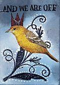 Bandana Bird 7.30.08