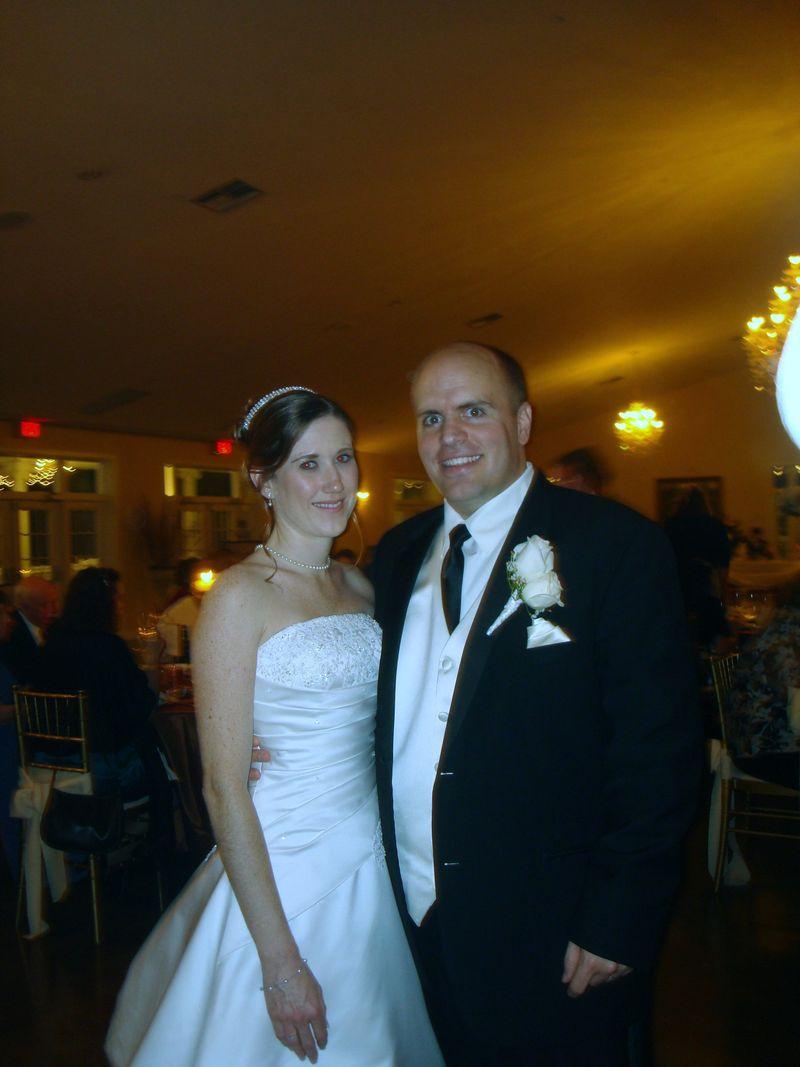 Mr and Mrs Brian Becker