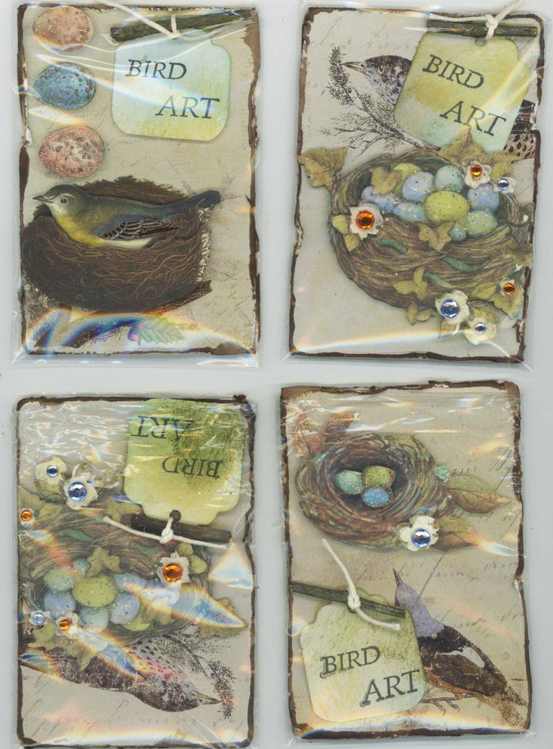 Bird set 2