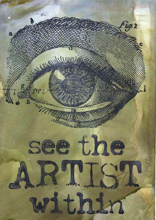 6.29.09 Artist Within